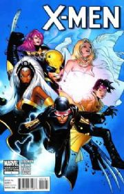 X-Men #1 Coipel Retail Variant (2010) Marvel comic book